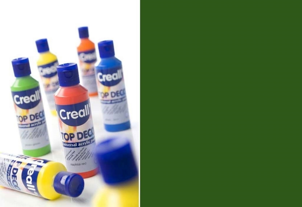 Top-deco - Acrylverf Bladgroen 80 Ml