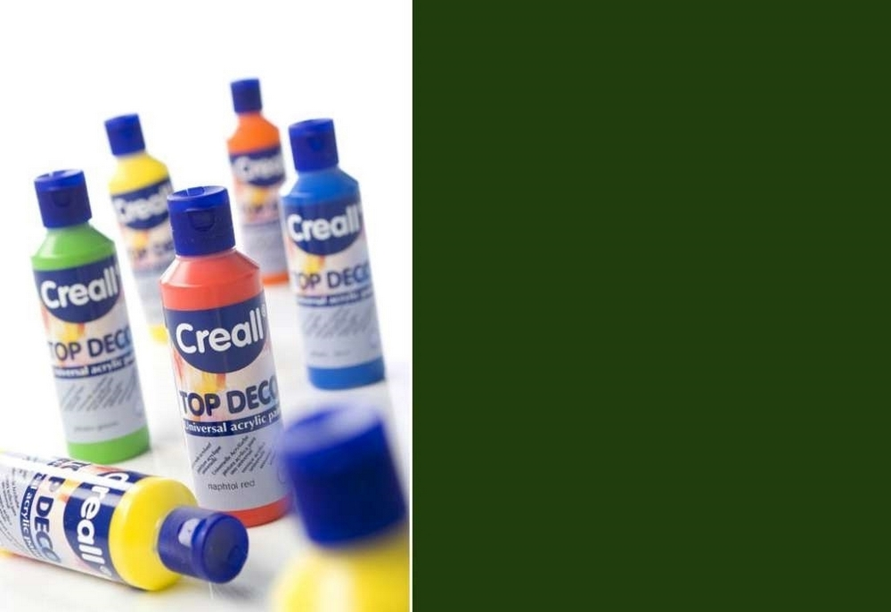 Top-deco - Acrylverf Dennengroen 80 Ml