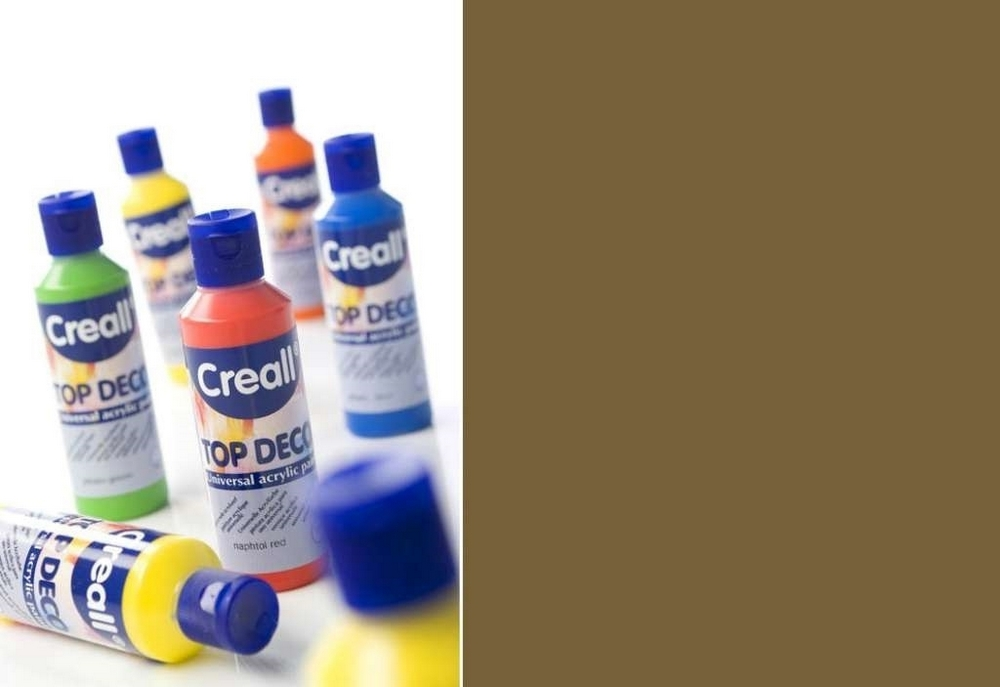 Top-deco - Acrylverf Dessert Beige 80 Ml