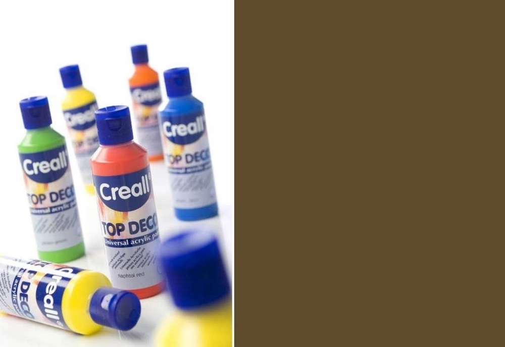 Top-deco - Acrylverf Toscane Beige 80 Ml