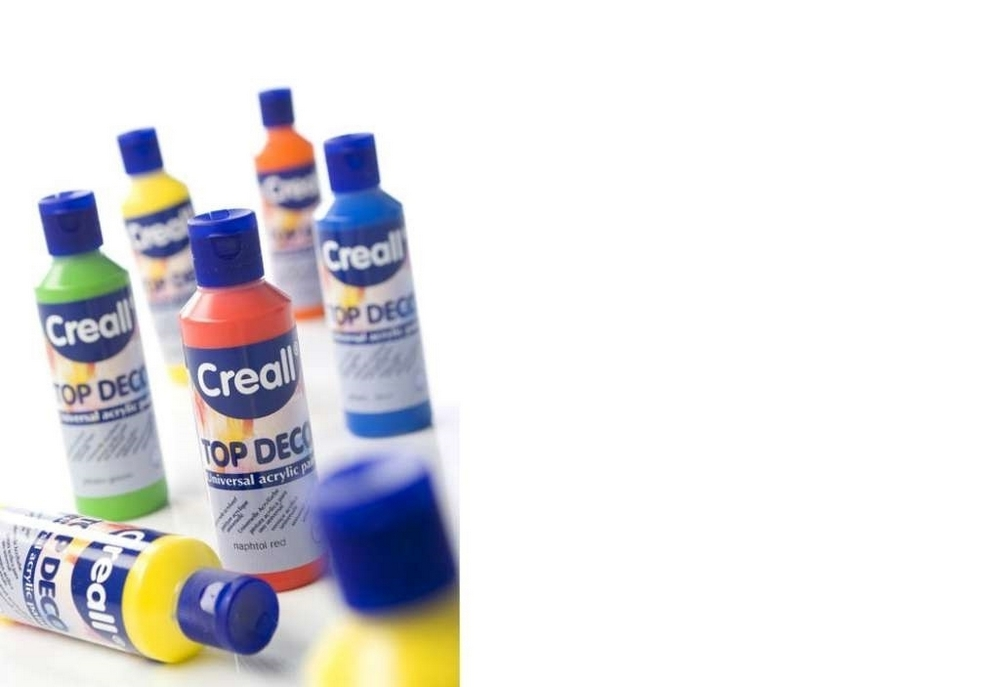 Top-deco - Acrylverf Wit 80 Ml