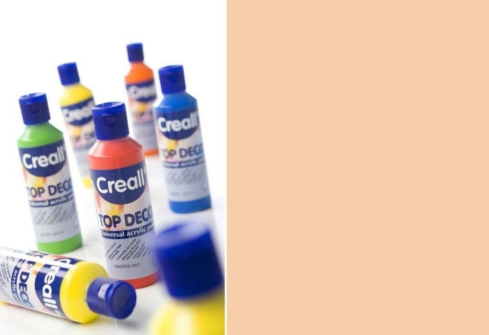 Top-deco - Acrylverf Zandkleur 80 Ml