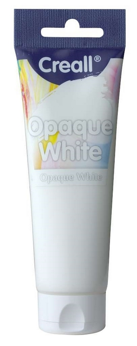 Opaque - Plakkaatverf White 120 Ml