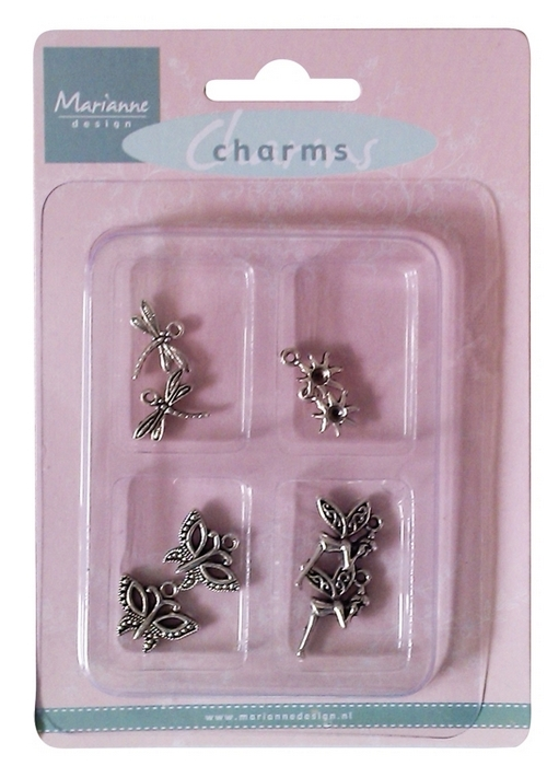 Decoration Charms Fairy theme